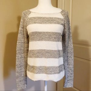 Sanctuary boat neck sweater
